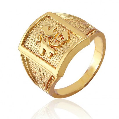 2015-hombres-de-moda-a-estrenar-cristal-anillo-18-K-oro-regalo-de-joyería-grande-hecho